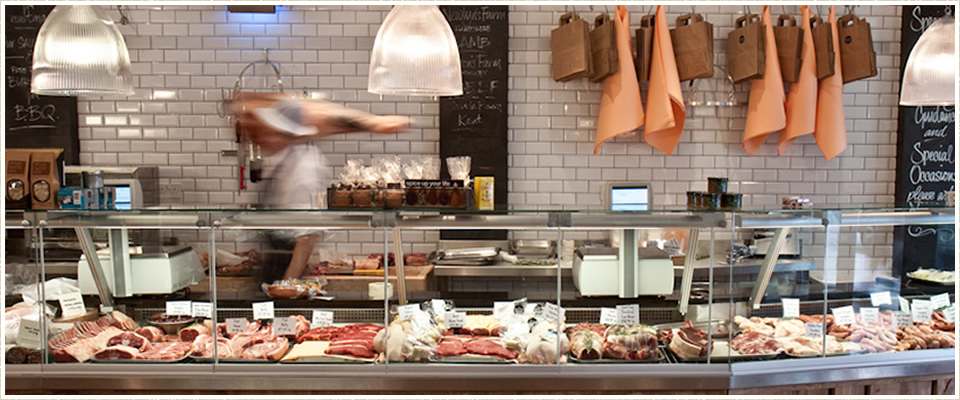 Food & Wine Tasting at the Hampstead Butcher and Providore